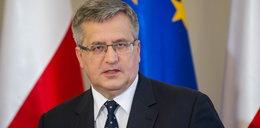 Ukraińcy: wizyta Komorowskiego to prowokacja!