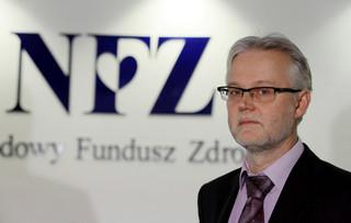MZ: Jędrzejczyk nie jest już Prezesem NFZ. Odwołany także jeden z zastępców