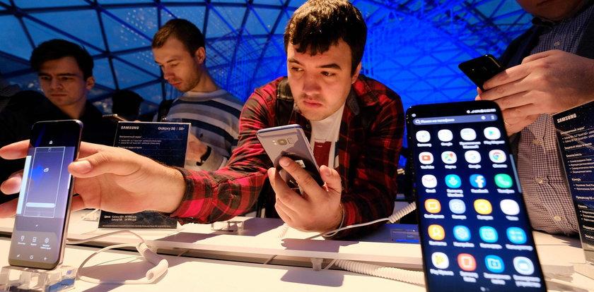 Samsung Galaxy S8 oficjalnie w Polskich sklepach. Cena zwala z nóg!