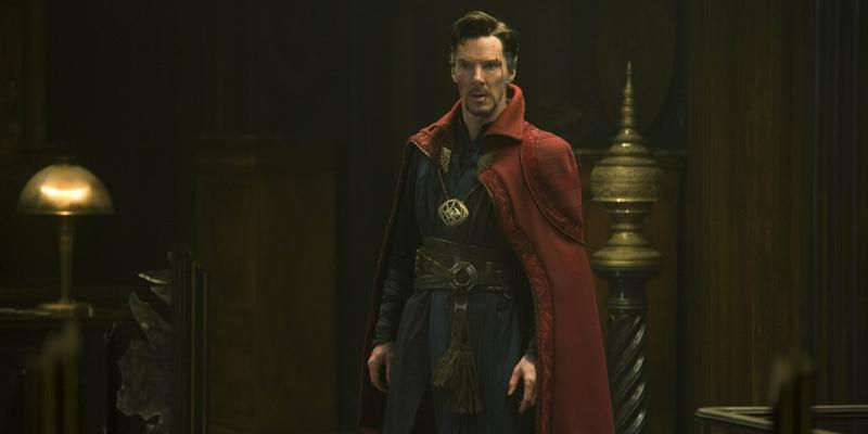 Dziwniej i dziwniej. Rozmawiamy z Benedictem Cumberbatchem