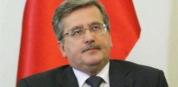 Komorowski przeprasza za błąd i zaprasza Kaczyńskiego na...