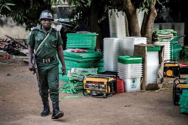 INEC says the help of security agencies has been sought to protect and escort its personnel and materials to difficult areas in Ondo State. (BBC)