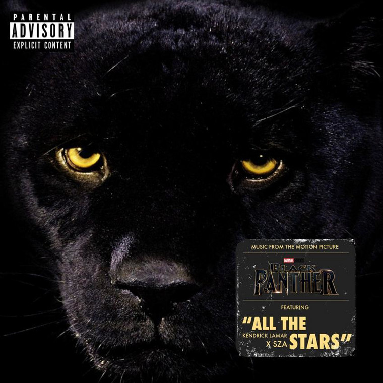 """Black Panther: The Album"""