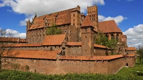 Zamek w Malborku odwiedziło w 2015 r. ponad pół miliona turystów