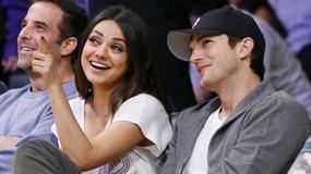 Mila Kunis i Ashton Kutcher - a jednak wzięli ślub!