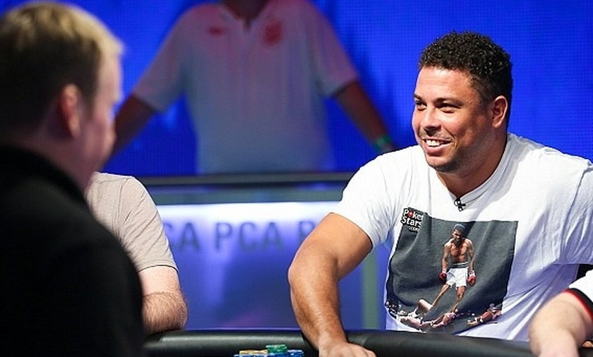 Ronaldo, poker