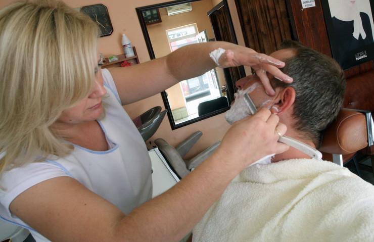 brijanje frizeri