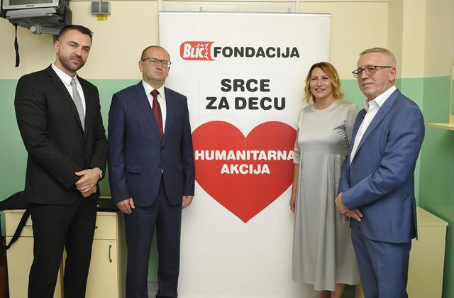 Nenad Baroš, Zoran Gojković, Ljiljana Knežević i Velentin Krese