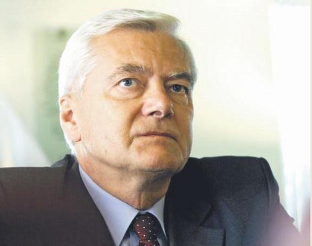 prof. Lech Gardocki pierwszy prezes Sądu Najwyższego w latach 1998–2010 / fot. Wojtek Górski