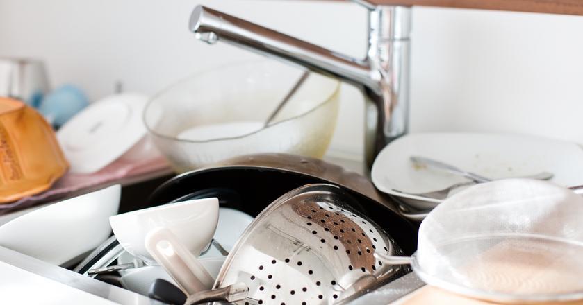 Oto najbrudniejsze rzeczy w twojej kuchni [RANKING]