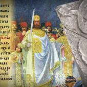 Čudesna sudbina moštiju cara Dušana: Preživele albanske i bugarske bande, a jedan čovek ih je SVOJIM TELOM štitio od HITLEROVIH BOMBI