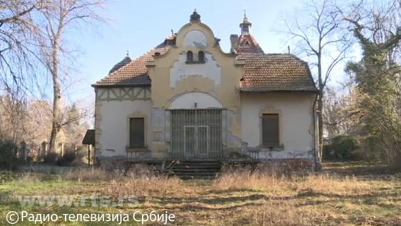 Titova vila na Paliću koja se vraća naslednicima