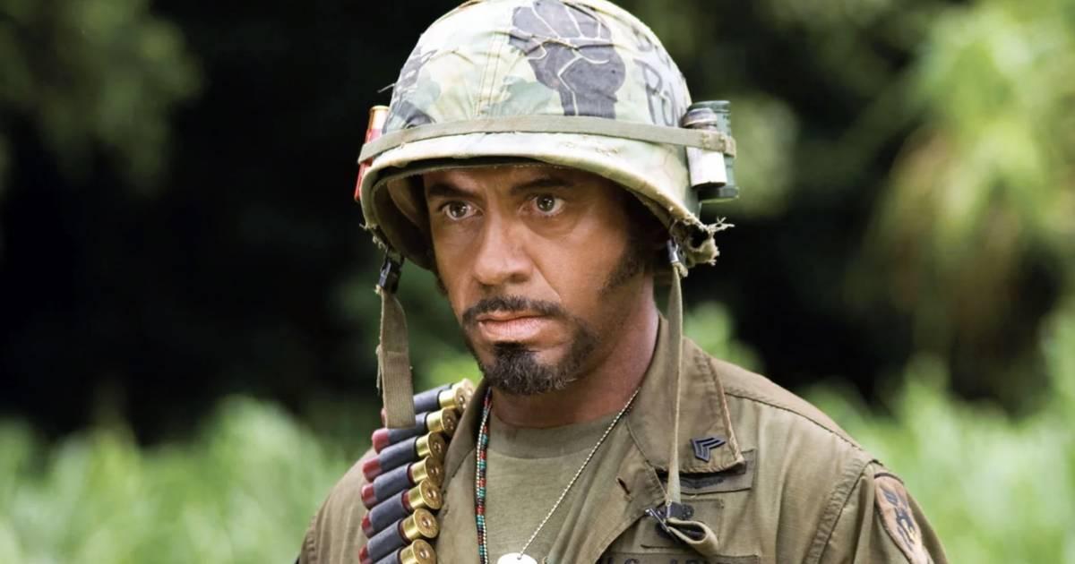 """Wir haben Schwarze Menschen gefragt, was sie von Robert Downey Jr.s Blackfacing in """"Tropic Thunder"""" halten"""