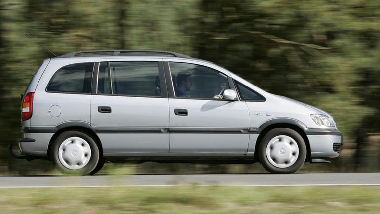 Używany Opel Zafira - Nieduży van, ale z dużymi atutami