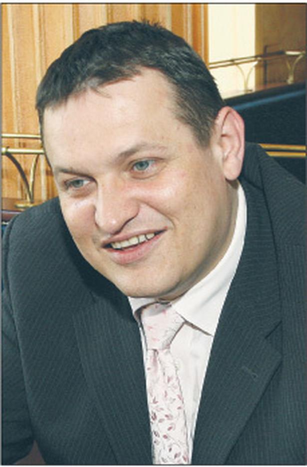 Dr Jacek Męcina, doradca zarządu PKPP Lewiatan, przewodniczący zespołu ds. prawa pracy i układów zbiorowych komisji trójstronnej, adiunkt w IPS UW Fot. Marek Matusiak