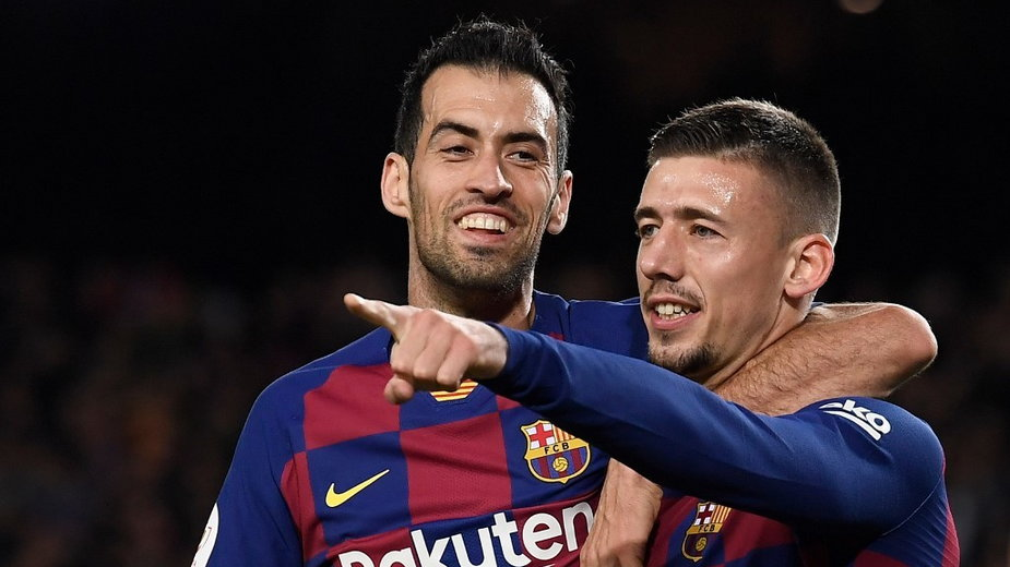 Sergio Busquets i Clement Lenglet
