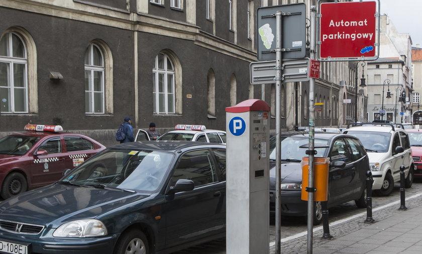 Tak zaplacisz komorka za parkowanie