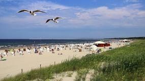 Nad Bałtykiem coraz cieplej i więcej dni słonecznych - to wynik zmian klimatycznych