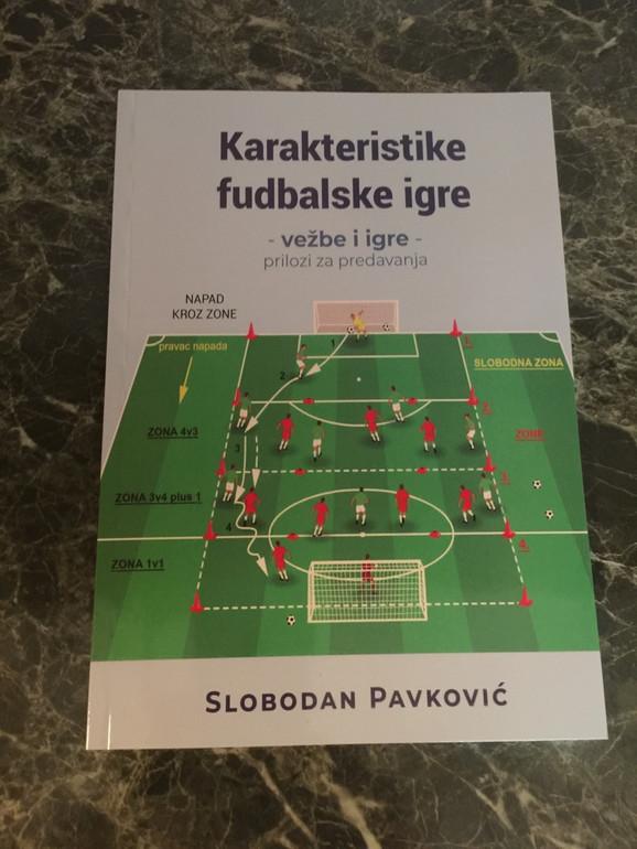 Knjiga Slobodana Pavkovića