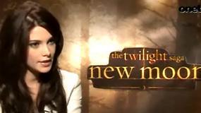 Saga Zmierzch: Księżyc w nowiu - Ashley Greene o filmie (wywiad Onet.pl)