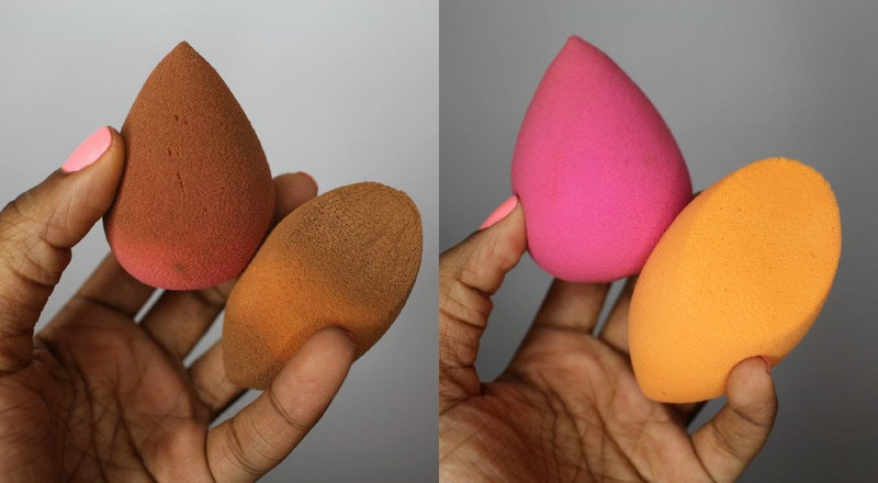 Step-by-step guide on how to wash your beauty blender