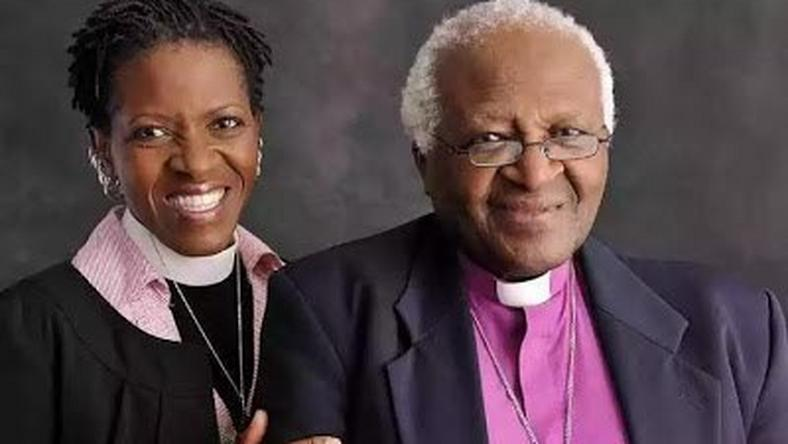 Is bishop tutu gay