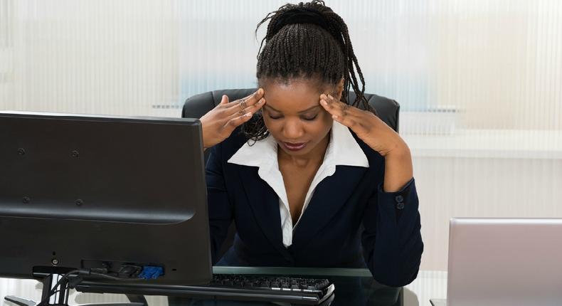 Stress at work(HSTV)