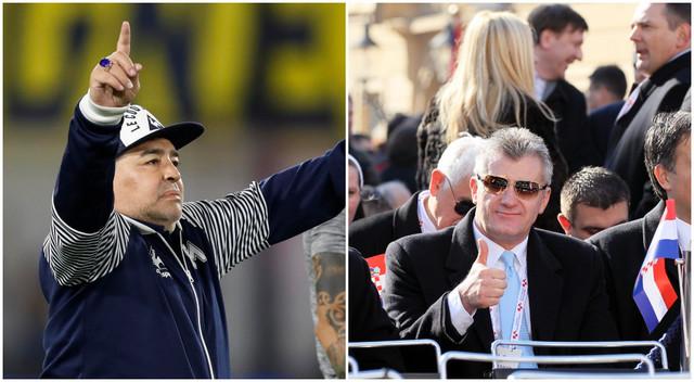 Maradona i Šuker