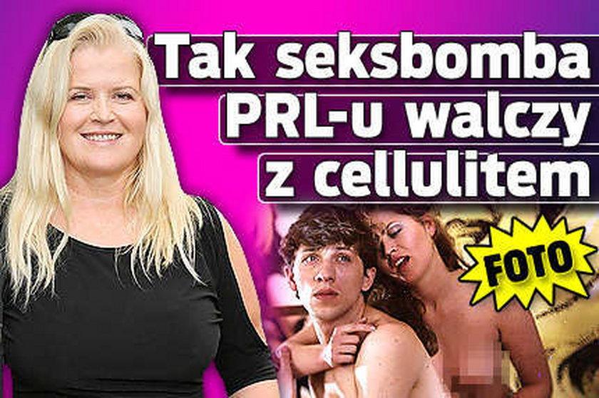 Jak seksbomba PRL-u walczy z cellulitem!