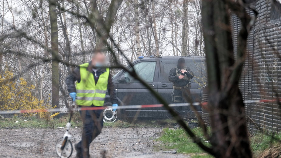 Ruda Śląska: Pościg zakończony śmiercią. Prokuratura zdradza kim był mężczyzna