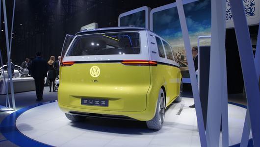 Volkswagen ID Buzz | Genewa Motor Show 2017