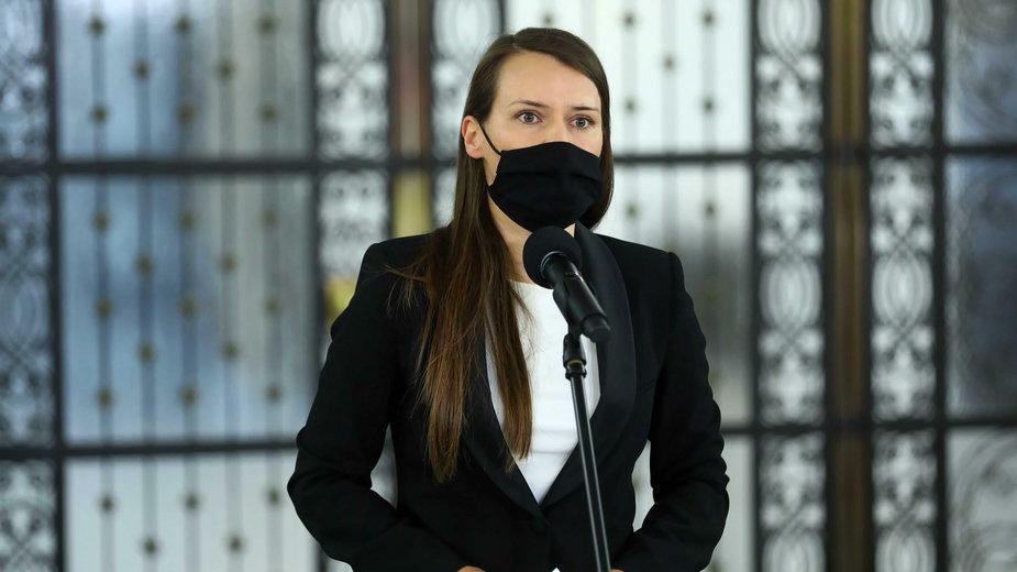 Agnieszka Pomaska (PO)