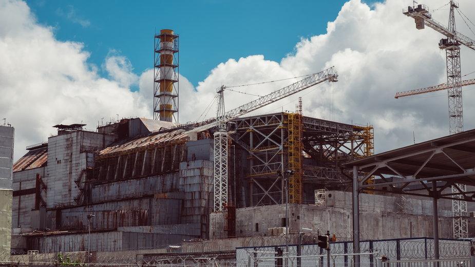 Naukowcy monitorujący ruiny elektrowni atomowej w Czarnobylu na Ukrainie zaobserwowali gwałtowny wzrost reakcji rozszczepienia