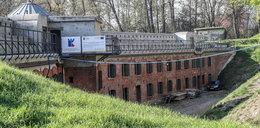 Zabytkowy Fort Łapianka odzyska dawny blask