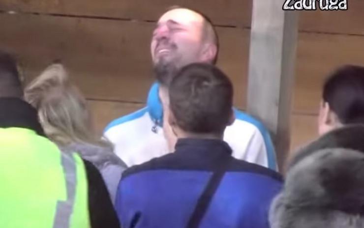 Vladimir Tomović urlao i vikao da će zaklati dok spavaju! (SNIMAK)