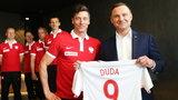 Prezydent odznaczy Roberta Lewandowskiego trzecim najważniejszym orderem w Polsce