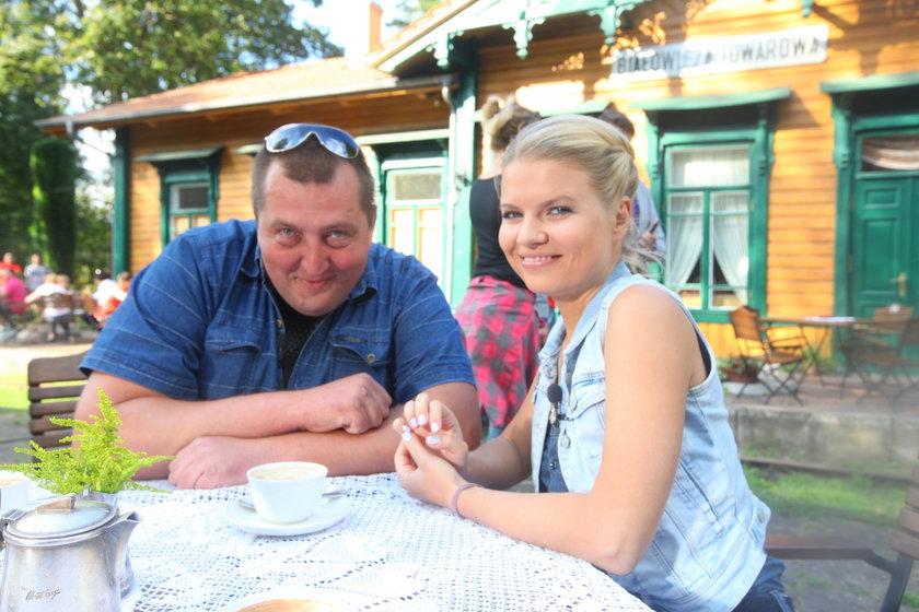 Adam Kraśko i Marta Manowska w Rolnik szuka żony