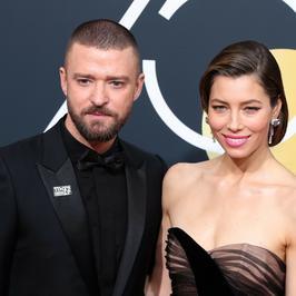 Złote Globy 2018: Justin Timberlake i Jessica Biel najpiękniejszą parą wieczoru?