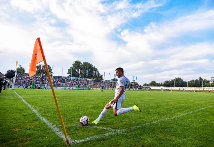 FK Partizan, FK Inđija, Zoran Tošić