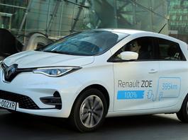 Renault Zoe R135 Intens – jak jeździ odnowiony model na prąd?