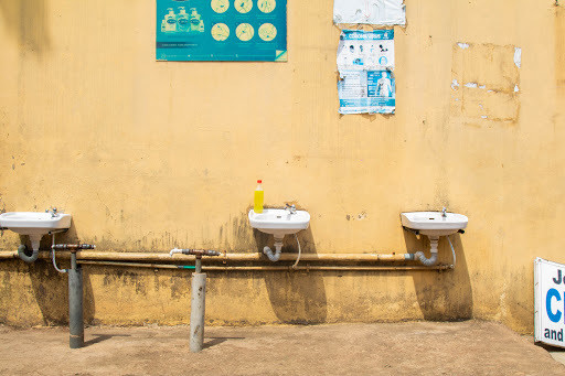 Schools had facilities to enable washing of hands in line with COVID-19 protocols (Pulse)