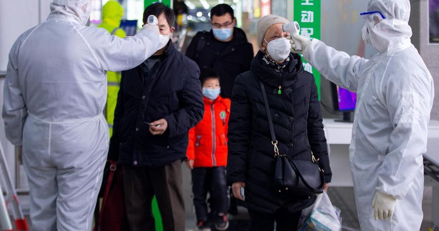 Koronawirus zaraził giełdy. Największy spadek WIG20 od czterech lat