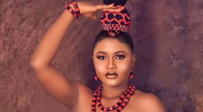 Nigerian model, Ene Daniels wins Face of Unity Global