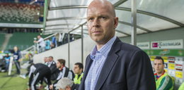 Legia gra o głowę Berga