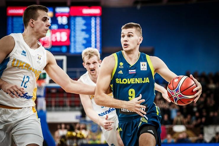 Košarkaška reprezentacija Slovenije