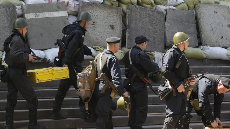 Separatyści porwali kandydata na prezydenta Ukrainy, nieoficjalne doniesienia