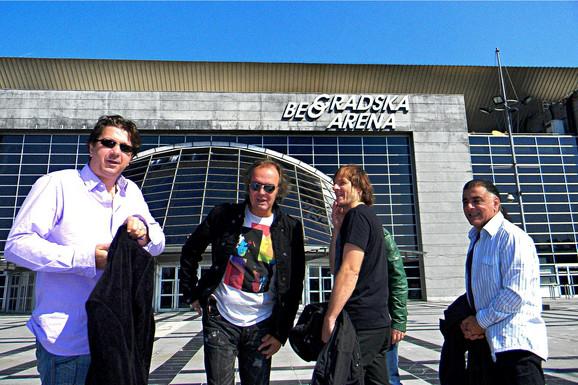 Aki i drugovi sviraju u Beogradu 16. i 17 oktobra