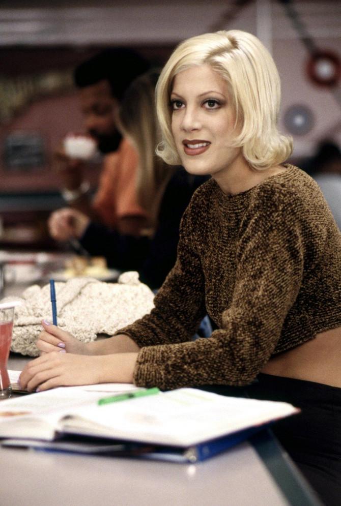 Tori Speling devedesetih