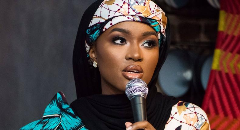 Hanan Buhari says nobody should be detained for using a SIM previously used by another person. (Premium Times)