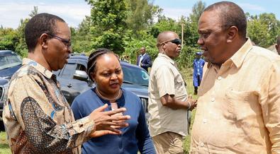 Waiguru and Kibicho clash over Mashujaa Day event